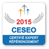 Badge CESEO Certifié 2015
