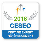Badge CESEO Certifié 2016