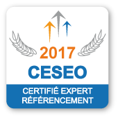 Badge CESEO Certifié 2017