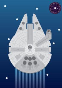 Illustration du YT-1300   Star Wars